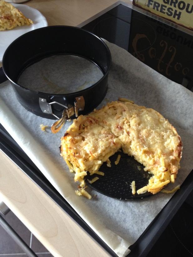 Das Auflauf-Kuchenform-Experiment