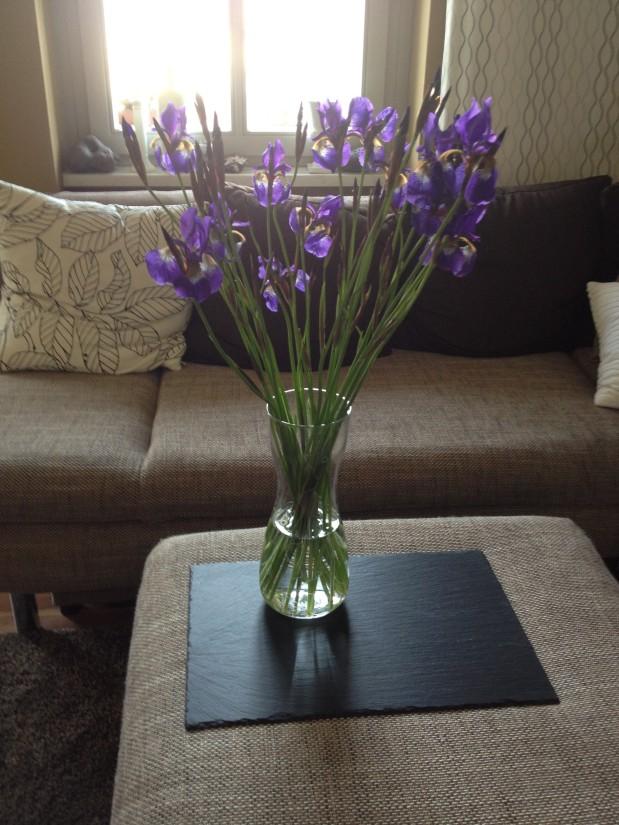 Meine Blumen für…