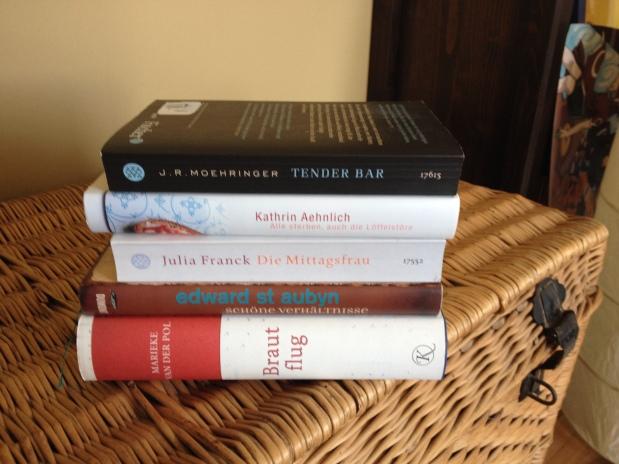 5 Bücher für2015
