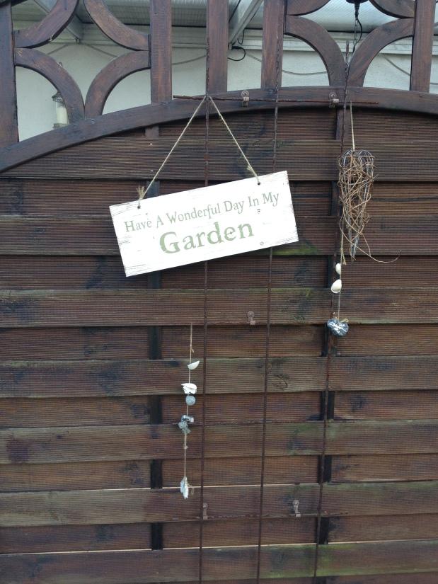 Garten- #wib